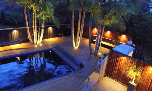 Outdoor Lighting Ab Electrical Electricians North