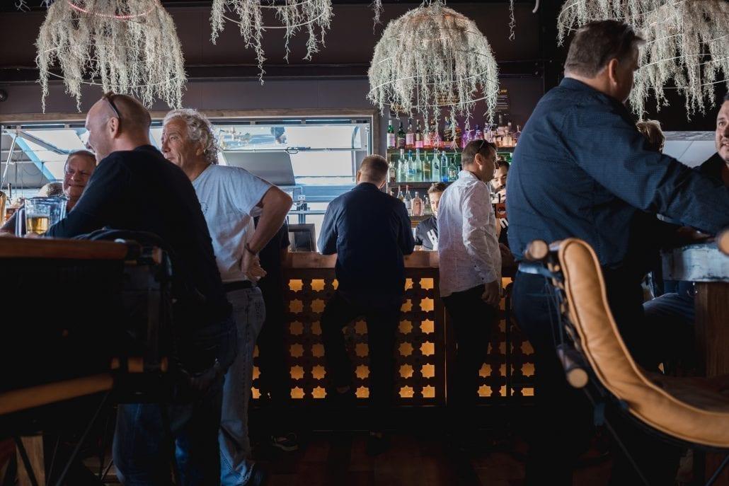 Headquarters Bars & Restaurants