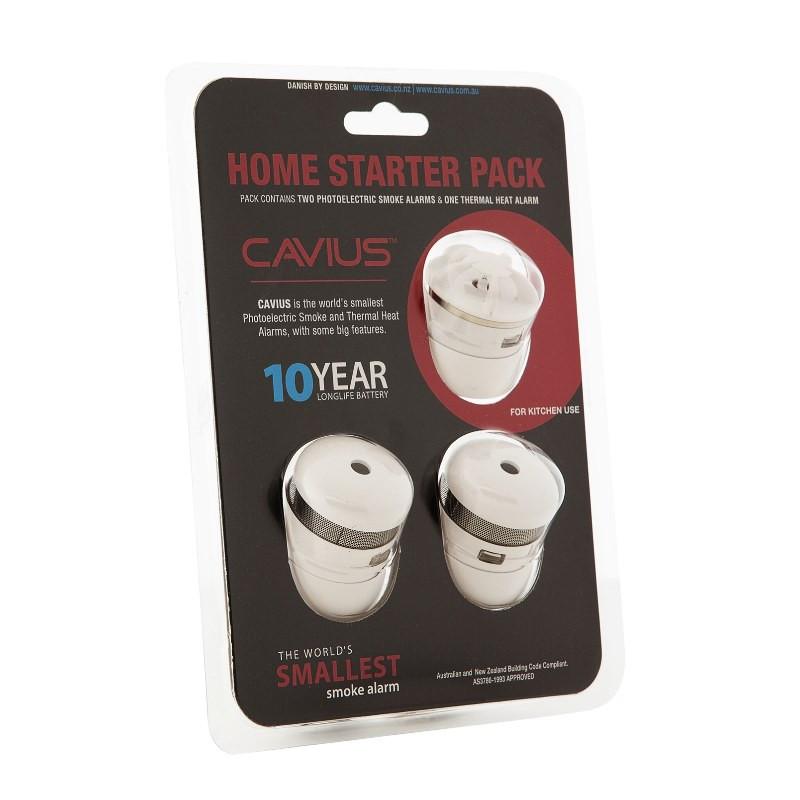 Cavius Smoke Alarms